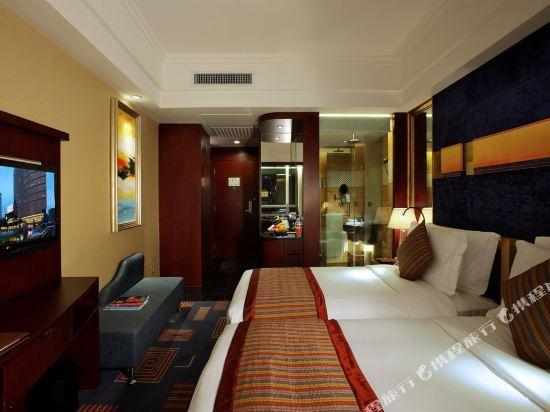 珠海來魅力假日酒店(Charming Holiday Hotel)行政城景雙床房