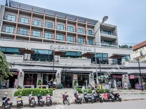 甲米奧南懸念寶貝海濱酒店(Sugar Marina Resort-Cliffhanger-Aonang Krabi)