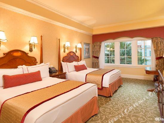 香港迪士尼樂園酒店(Hong Kong Disneyland Hotel)標準客房