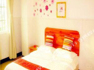 廣州檸檬公寓(原布丁公寓)(Lemon theme in guangzhou university city apartment)
