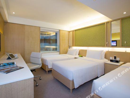 香港逸東酒店(Eaton HK)三人客房