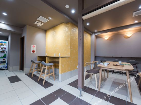 花築·京都櫻花乃宿酒店(京都站店)(Floral Sakura Hotel Kyoto(Kyoto Station))公共區域