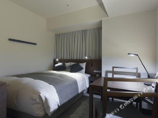東京灣有明華盛頓酒店(Tokyo Bay Ariake Washington Hotel)高層高級大床房