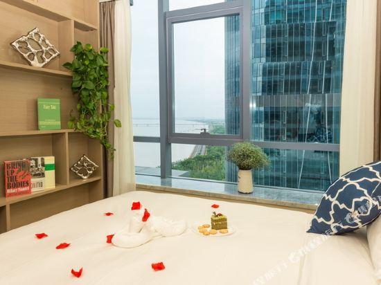 杭州印泰晤士·庭悅酒店(Thames Tingyue Hotel)城景雙床房