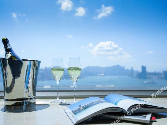 香港悅品海景酒店(原觀塘麗東酒店)(Hotel COZI Harbour View)眺望遠景