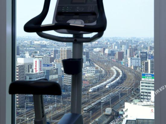 名古屋JR門樓酒店(Nagoya JR Gate Tower Hotel)健身房
