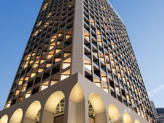香港美利酒店(The Murray Hong Kong a Niccolo Hotel)外觀