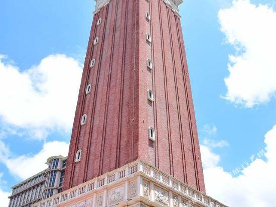 澳門威尼斯人-度假村-酒店(The Venetian Macao Resort Hotel)眺望遠景