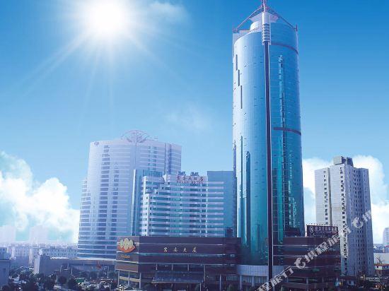 上海寶安大酒店(Baoan Hotel)外觀
