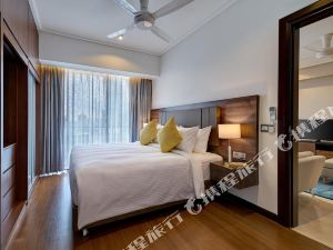 吉隆坡艾麗華公寓(Ariva Trillion Residences Kuala Lumpur)