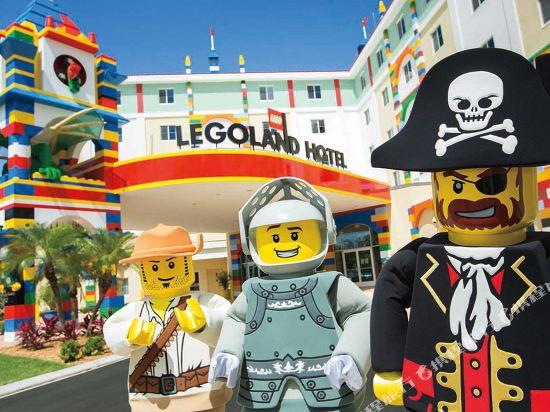 日本樂高樂園酒店(Legoland Japan Hotel)外觀