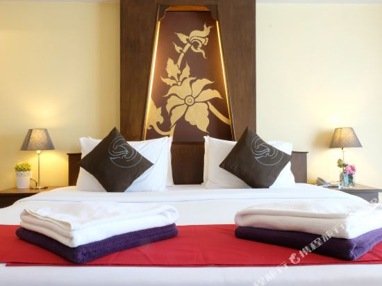 芭堤雅黃金海酒店(Golden Sea Pattaya)高級房