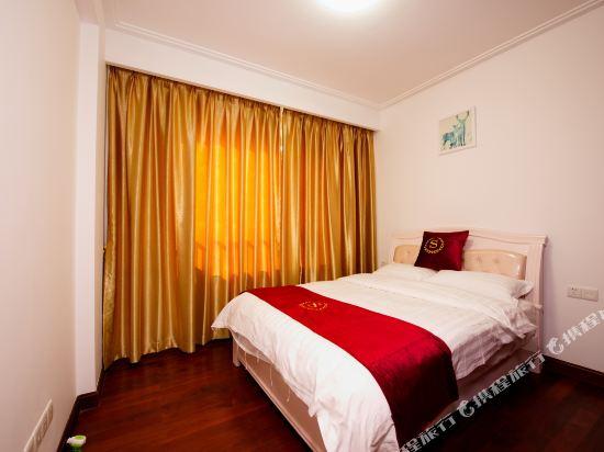 泰萊尚寓度假公寓(珠海海洋王國口岸店)(Tailai Shangyu Holiday Apartment (Zhuhai Ocean Kingdom Port))豪華親子三房二廳套房