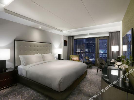 百樂達斯釜山酒店(Paradise Hotel Busan)本館豪華城景房