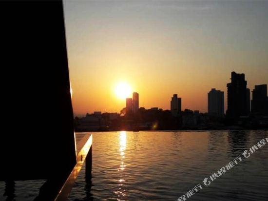 芭堤雅T酒店(T Pattaya Hotel)眺望遠景