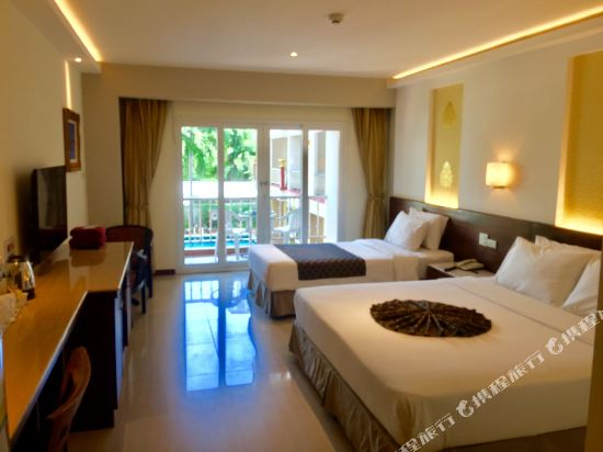 芭堤雅麗塔度假村及公寓(Rita Resort and Residence Pattaya)高級家庭房