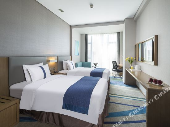 杭州東站智選假日酒店(Holiday Inn Express Hangzhou East Station)促銷雙床房