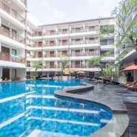 巴厘島庫塔太陽島酒店酒店預訂