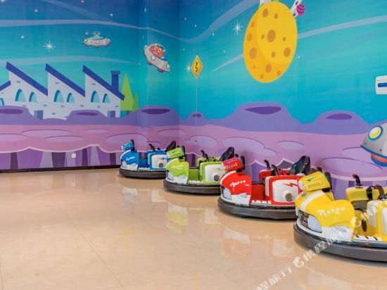 上海智微世紀麗呈酒店(REZEN HOTEL SHANGHAI ZHIWEI CENTURY)兒童樂園/兒童俱樂部