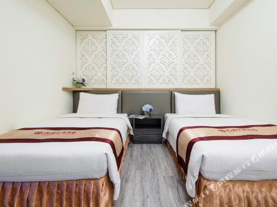 高雄首福大飯店(Harmonious Hotel)首福雙人套房