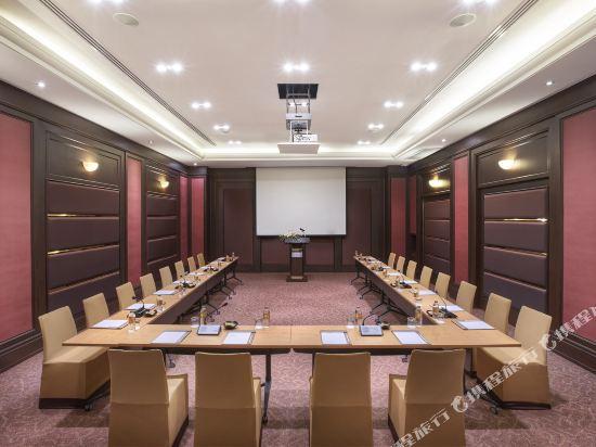 曼谷拉查丹利中心酒店(Grande Centre Point Hotel Ratchadamri Bangkok)會議室