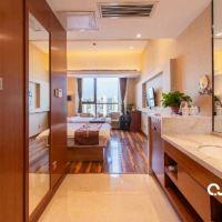 Q加·蘋果酒店式公寓(大連星海廣場店)酒店預訂