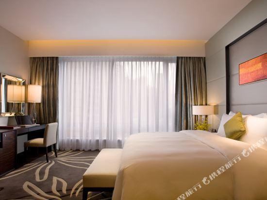 香港銅鑼灣皇冠假日酒店(Crowne Plaza Hong Kong Causeway Bay)行政套房