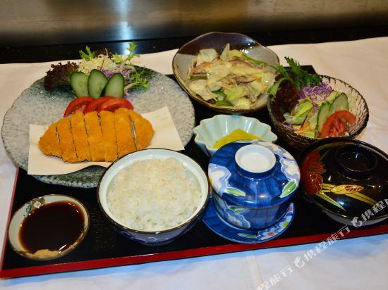 東莞曼佧特國際大酒店(Malachite Hotel)日式餐廳