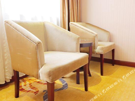 維也納酒店(上海浦東機場店)(Vienna Hotel (Shanghai Pudong Airport))豪華雙人房