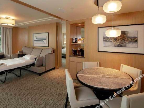 新加坡濱海灣金沙酒店(Marina Bay Sands)一卧室家庭房