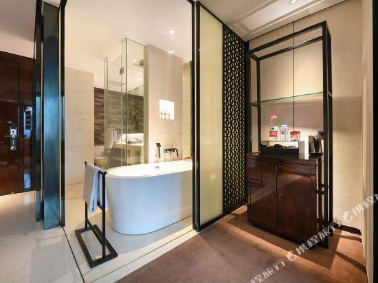 美豪麗致酒店(深圳東門老街地鐵站店)(Mehood Lestie Hotel (Shenzhen Dongmen Pedestrian Street Metro Station))麗致豪華套房