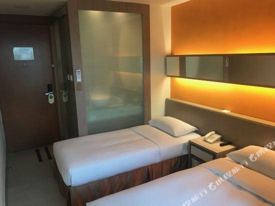 香港青逸酒店(Rambler Oasis Hotel)高級客房