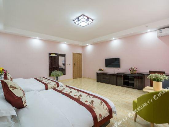 昆明雲鼎大酒店(原中航大酒店)(Yunding Hotel)夢景雙床房