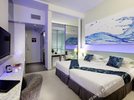 吉隆坡輝煌酒店(Vivatel Kuala Lumpur)標準房