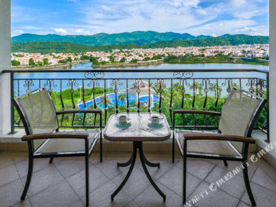 佛山高明碧桂園鳳凰酒店(Gaoming Country Garden Phoenix Hotel)行政大床套房