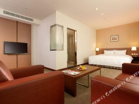 台糖台北會館(Taisugar Hotel)一卧室套房