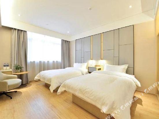 宿適輕奢酒店(上海漕河涇虹橋店)(Sushi Hotel (Shanghai Caohejing Hongqiao))輕奢雙床房