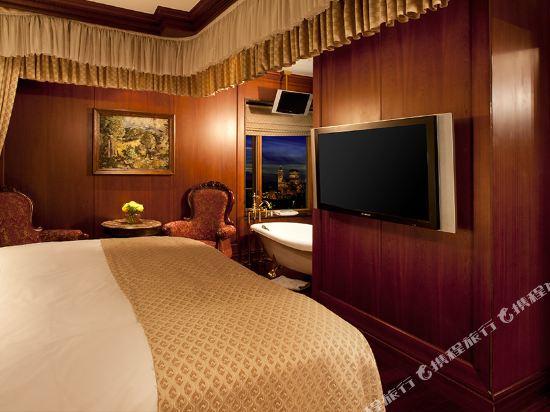 首爾皇宮酒店(Imperial Palace Seoul)轉角套房