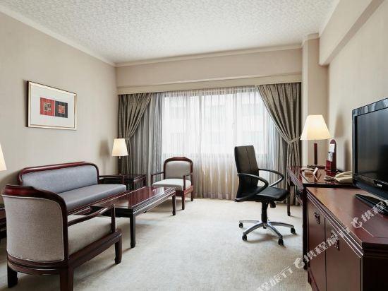 台北福華大飯店(Howard Plaza Hotel)尊爵套房