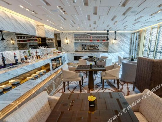 深圳四季酒店(Four Seasons Hotel Shenzhen)行政酒廊