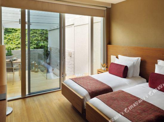 新加坡聖淘沙艾美酒店(Le Méridien Sentosa Singapore)温泉套房