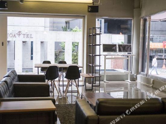 帆布旅舍(Canvas Hostel)公共區域