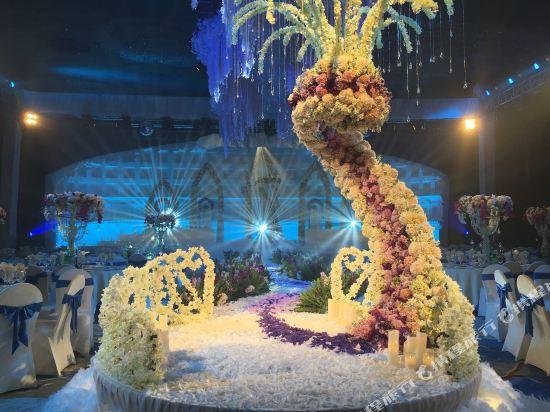 昆明花之城豪生國際大酒店(蘭花苑)(Howard Johnson Flower City Hotel Kunming (Lanhua Yuan))婚宴服務