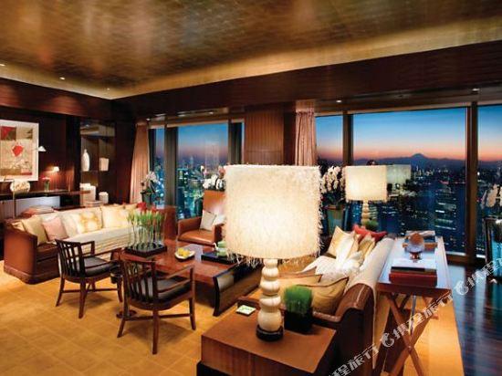 東京文華東方酒店(Mandarin Oriental Tokyo)總統套房