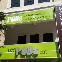 波德茲揹包客之家旅舍及咖啡館酒店預訂