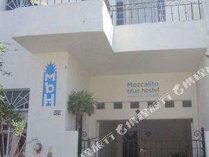 麥茲卡力多布魯旅舍(Mezcalito Blue Hostel)