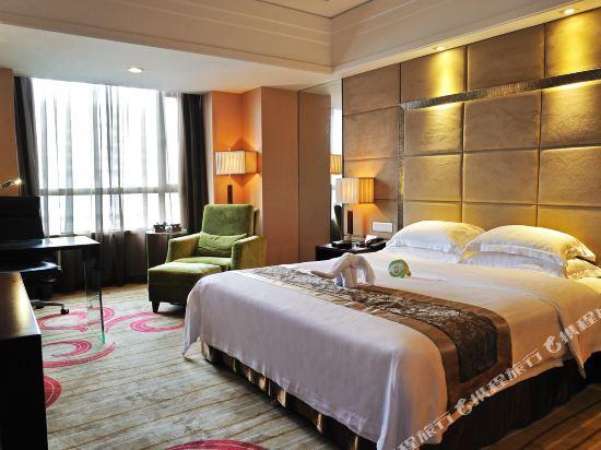 百盛達酒店(佛山千燈湖公園店)(Pasonda Hotel (Foshan Qiandeng Lake Park))商務房