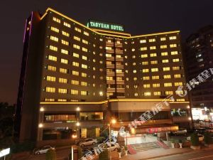 桃園晶悅國際飯店(Pleasant Hotels International)