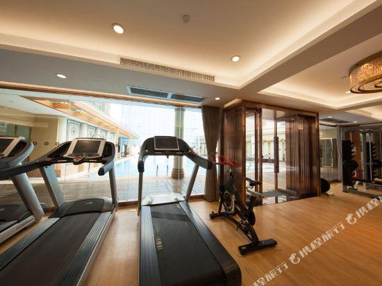 珠海來魅力假日酒店(Charming Holiday Hotel)健身房
