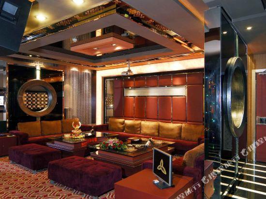 東莞石龍名冠金凱悅酒店(Gladden Hotel (Shilong Town))酒吧